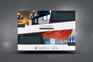 Portfolio for Brochure and Flyer design