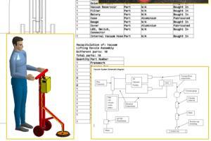 Portfolio for 3D CAD Modelling & Engineering