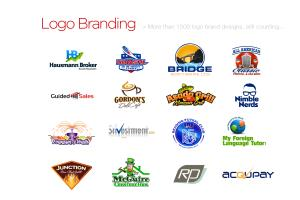 Portfolio for Logo Branding Design