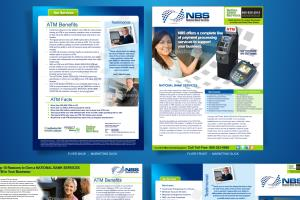 Portfolio for Brochures & Direct Mail