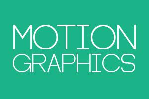 Portfolio for motion graphics