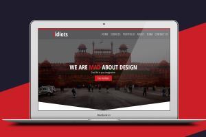 Portfolio for Graphic , Web ,Ui designer