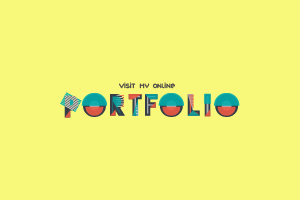Portfolio for Motion Graphic Designer & Animator