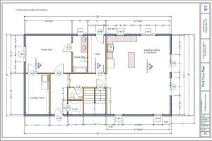 Portfolio for Architectural Draftsman