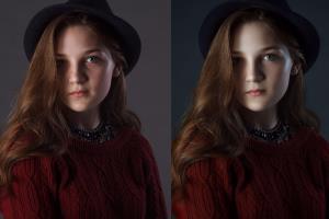 Portfolio for Image retouch