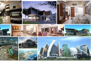 Portfolio for Architect, Urban Planner and designer