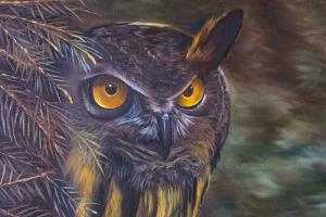 Portfolio for Wildlife Illustrator and Fantasy Artist