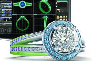 Portfolio for 3D CAD Jewellery