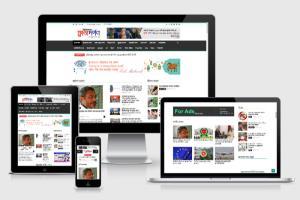 Portfolio for Website Development with WordPress