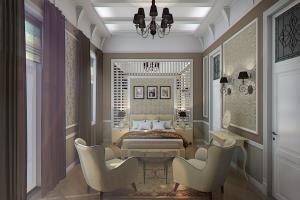 Portfolio for 3d rendering for residential interiors