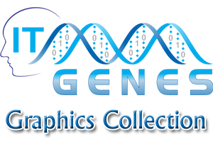 Portfolio for ITGenes Graphics Designing Services !