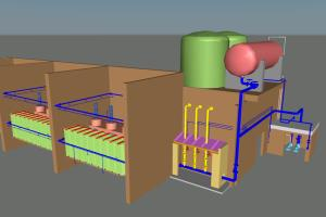 Portfolio for Piping Engineering - Plant 3D/ Cadworx