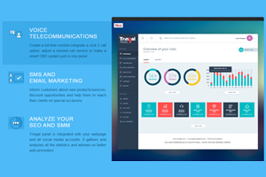 Portfolio for WEB | APP | SEO | PBX SPECIALIST