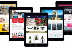 Portfolio for Custom Website Design & Development