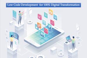 Portfolio for Digital Transformation using Low Code