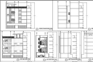 Portfolio for Autocad 2D Drafting