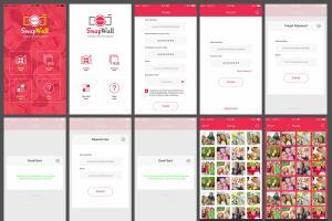 Portfolio for App design