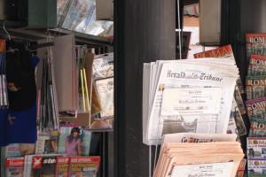 Portfolio for News Article Writing