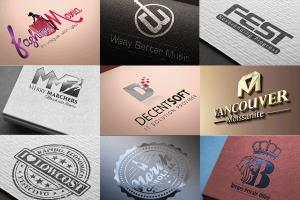 Portfolio for Logo designing, Graphics designing