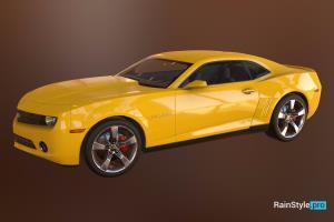 Portfolio for Lowpoly 3d models