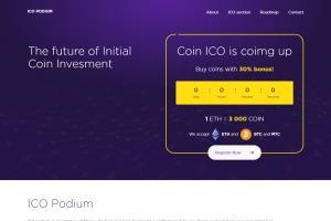 Portfolio for Cryptocurrency related development