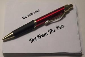 Portfolio for Professional Business Writer