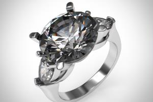 Portfolio for 3d Modeling & Rendering of Jewelry