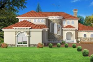 Portfolio for Architectural  3D Visualization,