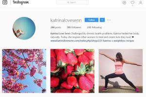 Portfolio for Instagram Marketing Specialist