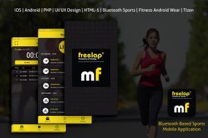 MyFreelap App