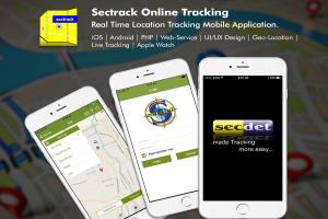 Sectrack Online Tracking