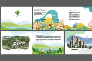 Real Estate Project Brochure