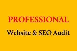 Portfolio for Professional Website and SEO Audit