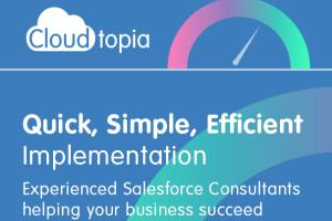 Portfolio for Get up and running with Salesforce