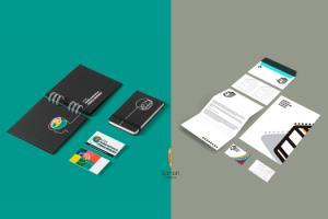 Portfolio for Diseño de papelería / Brand Identity