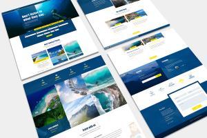 Portfolio for UI/UX Design | Front-End Development