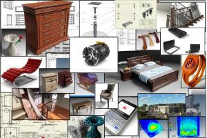 Portfolio for 3D/2D Design Expert (DFMA)