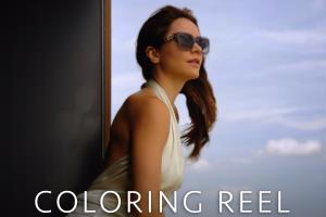 Portfolio for Color grading