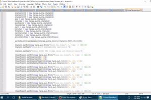 Portfolio for java programming javafx swing j2ee jsp