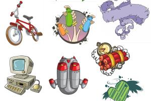 Portfolio for Specialty: Game development/Art / 2D