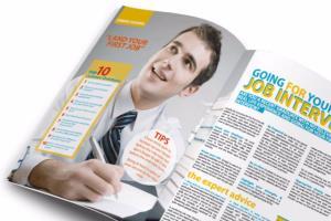 Portfolio for Magazine Layout & Desktop Publishing