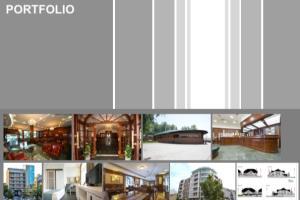 Portfolio for Interior Design - Logo Design - Graphics