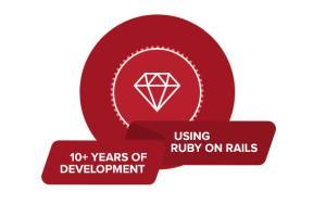 Portfolio for Ruby on rails