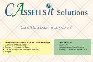 Portfolio for Solution Architect - BFSI and Healthcare