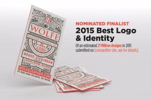 Portfolio for Graphic Designer & Production Artist