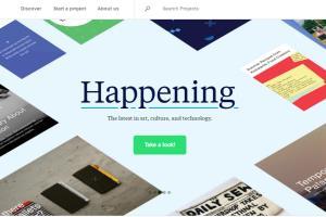 Portfolio for Crowd Funding & Kick starter Platform