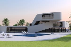 Portfolio for Residential architectural design