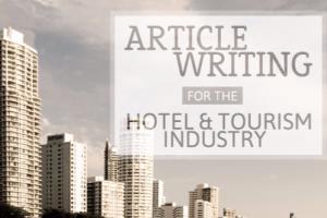 Portfolio for Hotel review of Luxury Resort