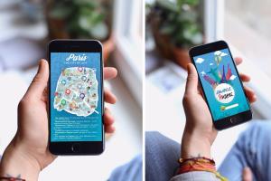Portfolio for Web apps design