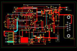 Portfolio for PCB and electronic design